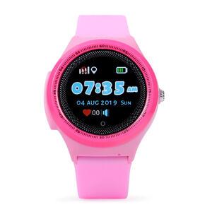 GPS Hodinky s GSM KT06 Pink - dětské hodinky s GPS - 3