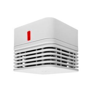 FSD0010, autonomní opticko-kouřový požární detektor s bzučákem, mini provedení, životnost 10 let - 3