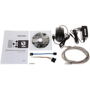 DS-7616NI-K1(B) - 16CH, 8 Mpx, 1xHDD, 160Mb/80Mb H.265+, VCA, 4K - 4
