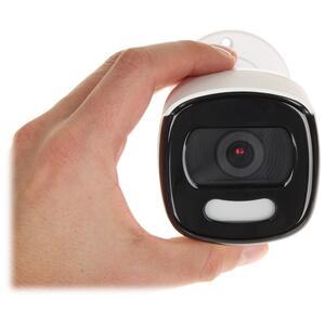 DS-2CE10DFT-F28(2.8mm) - 2Mpx, 4v1 bullet kamera; 2,8mm; WDR; bílé světlo 20m - 4