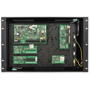 BOX RACK 19 - pro ústředny EZS - 4
