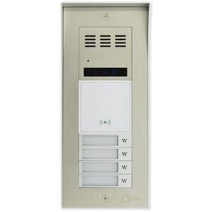 MOD-EM+MF+LED - modul EM+MF čtečky a LED matrix displeje - 4
