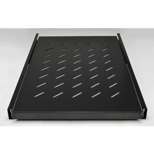 SH.P710.B2S - polička výsuvná, 1U, 710 mm, 20kg, boční úchyt - 4