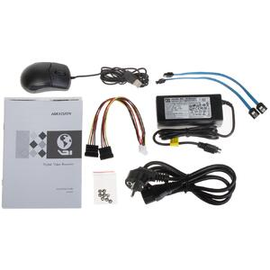 DS-7216HQHI-K2(S) - 16CH, ALL hybrid, 3 Mpx, 1xHDD, H.265Pro+, VCA, 4K - 4