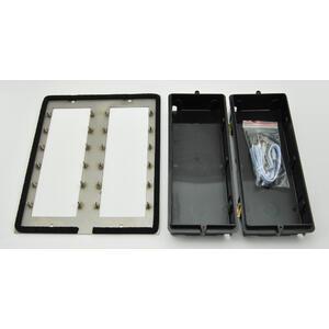 MOD-3x2-ZAP - záp. box + rámeček pro 6  modulů - 4