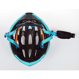 TYR 2 Turquoise S - chytrá helma na kolo - 4