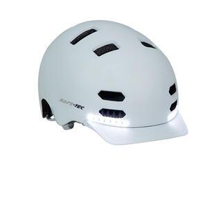 SK8  White M - chytrá helma skate a inline brusle - 4