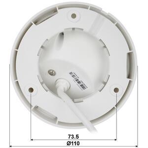 DS-2CD1323G0E-I - (2.8mm) - 2 Mpx, IP dome kamera, f2.8mm, DWDR, EXIR 30m, H265+ - 4