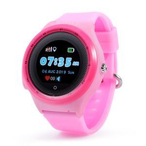 GPS Hodinky s GSM KT06 Pink - dětské hodinky s GPS - 4