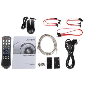DS-7732NXI-I4/S - 32CH, 12 Mpx, 4xHDD, 256 Mbps/256 Mbps, Alarm, AcuSense, 4K - 4