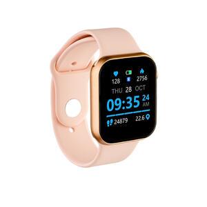 Hodinky GrandWatch E1 Pink - Chytré hodinky - 4