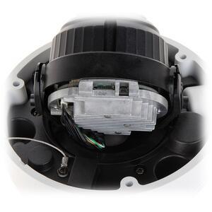 DS-2CD1743G0-IZ(2.8-12mm) - 4MPix, IP dome kamera; 2,8-12mm; WDR; EXIR 30m;H265+ - 5