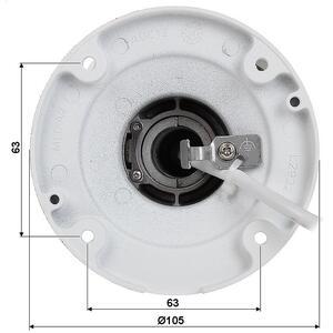 DS-2CD2T23G0-I8 - (4mm) - 2MPix; IP bullet kamera; 4mm; WDR; EXIR 80m; H265+ - 5
