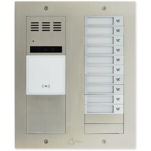 MOD-3x2-ZAP - záp. box + rámeček pro 6  modulů - 5