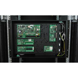 BOX RACK 19 - pro ústředny EZS - 6