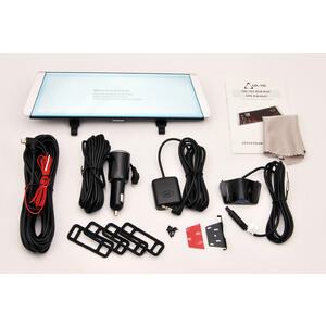 Kamera M10s DUAL GPS Premium - duální kamera do auta - 6