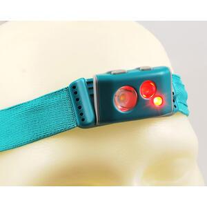 HR1 Pro Blue - nabíjecí čelovka CREE LED - 6