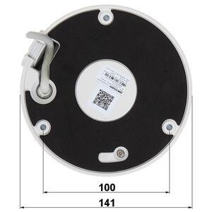 DS-2CD1743G0-IZ(2.8-12mm) - 4MPix, IP dome kamera; 2,8-12mm; WDR; EXIR 30m;H265+ - 7