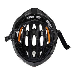 TYR  Black red L - chytrá helma na kolo - 7