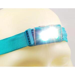HR1 Pro Blue - nabíjecí čelovka CREE LED - 7
