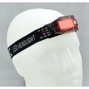 HL170 COB motion - nabíjecí čelovka - 7