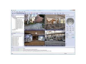 Luxriot Professional, licence pro 9 kamer a 3 vzdálené připojení - 7