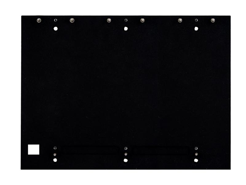 9155065, 2N Helios IP Verso - montážní podložka pro 3(š)x2(v) moduly