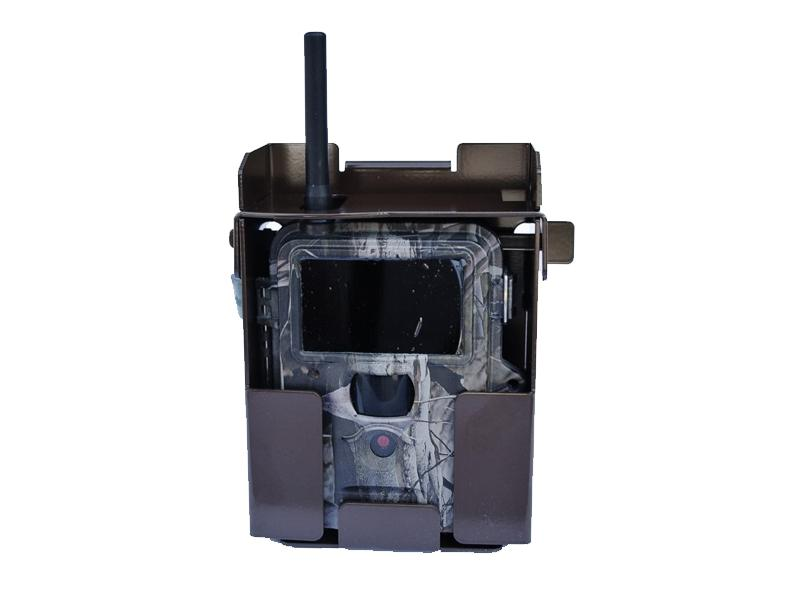 Ochranná kovová skříňka pro UV/UM 565 a 562