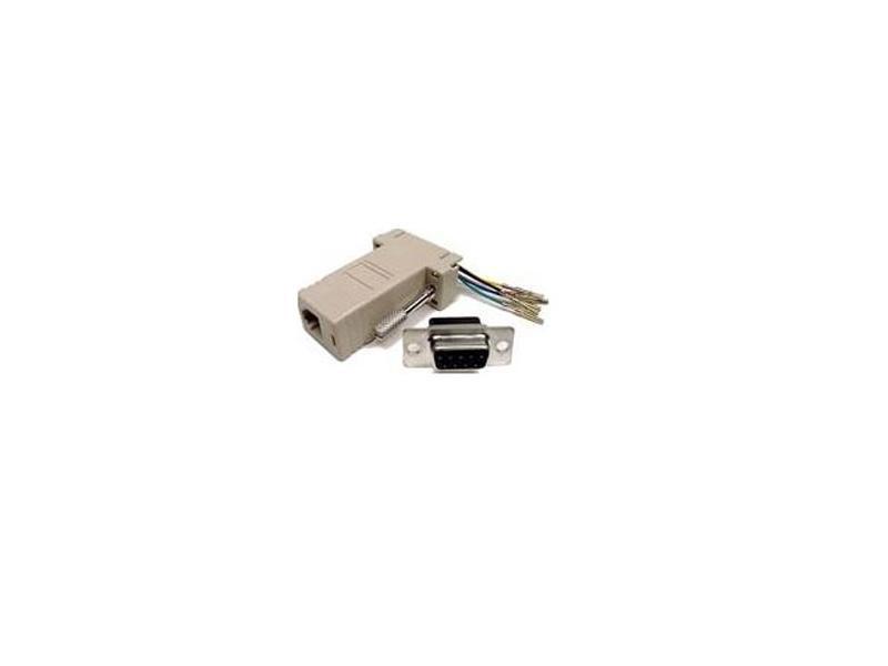 CON-RS232, redukce na CAN9 + napájecí adaptér