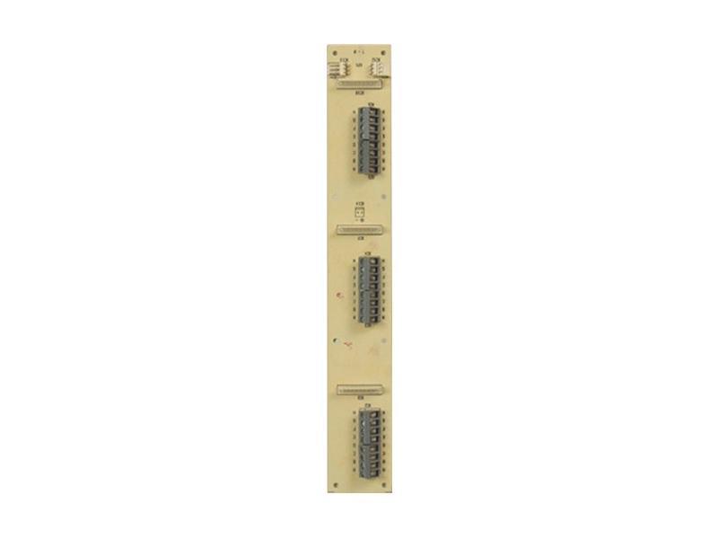 4FK 178 34, Sběrnice KARAT 4+n pro 3 x tlač. modul