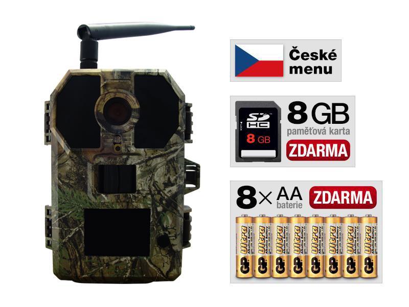 Fotopast FORESTCAM LS880, GSM/GPRS