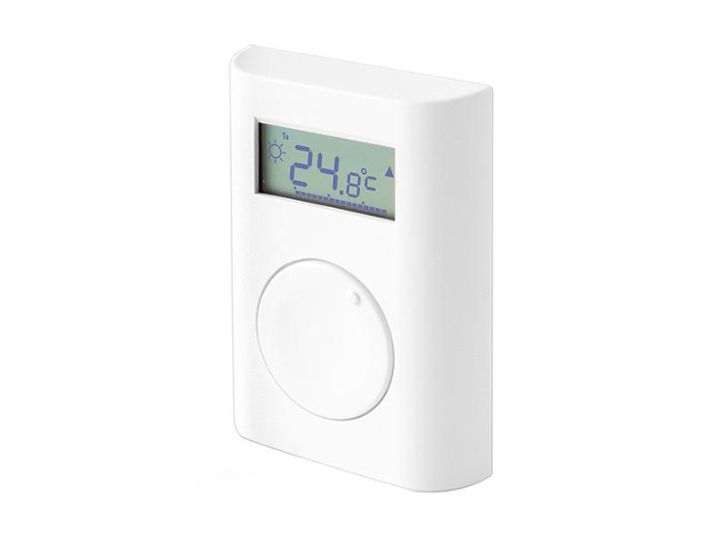 JA-110TP, sběrnicový pokojový termostat pro JA-100, adresovatelný, Jablotron
