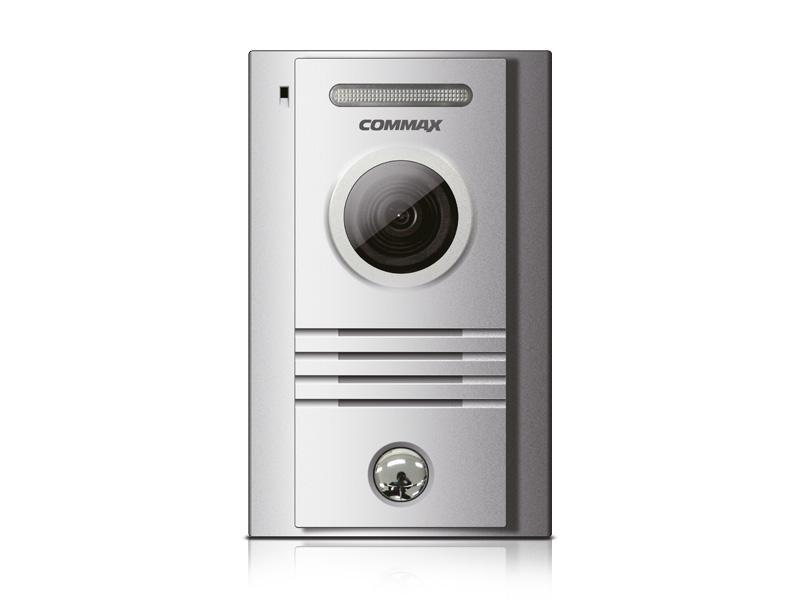 DRC-40K, Commax barevná dveřní kamerová jednotka s 1 tlačítkem