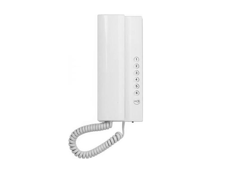 4FP 211 03.201, Telefon domácí 2-BUS ELEGANT (bílý )