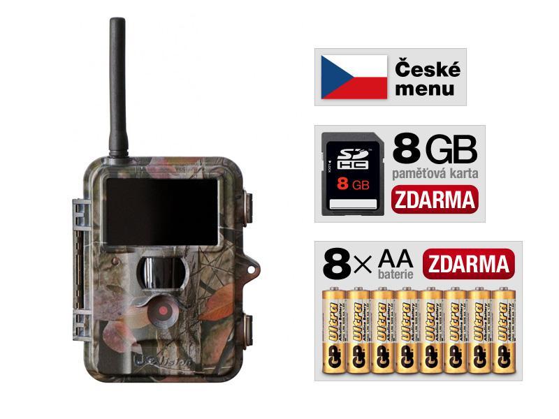 Fotopast UM 565, s GSM modulem