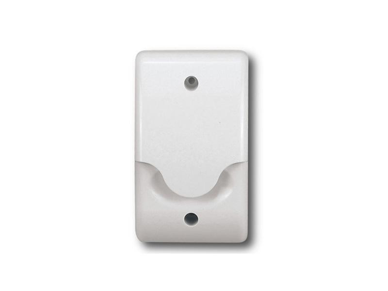 SA-913TM, interiérová piezosiréna, bílý plast, TAMPER kontakt