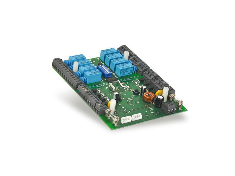 ER81-TCP, jako ER80 (komunikace po RS232, RS485, TCP)