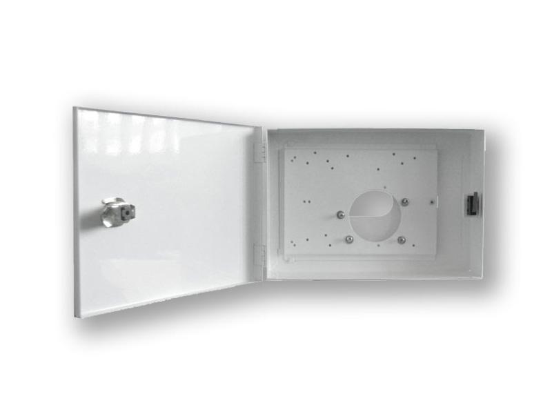 Box K+, box pro klávesnice LED/LCD, š 215 x v 150 x h 45 mm