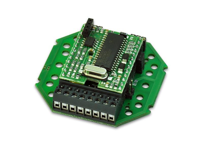EDK4M-OEM, čtečka MIFARE pro zástavbu do libovolného krytu připojení ACS-line/WIEGAND