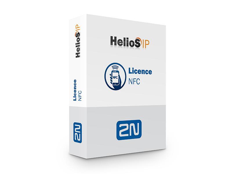 9137915, 2N Helios IP - Licence NFC