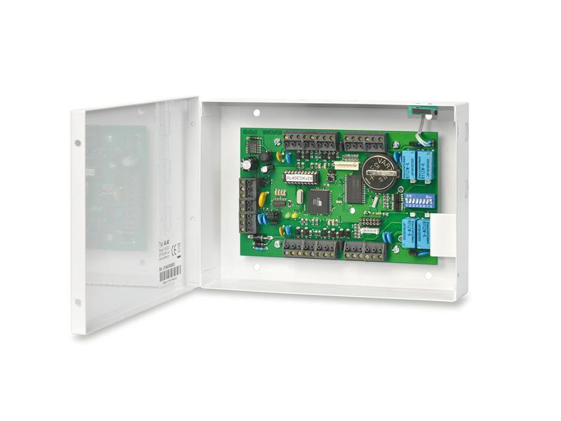 AL40F-TCP, přístupový modul s TCP pro biometrické čtečky