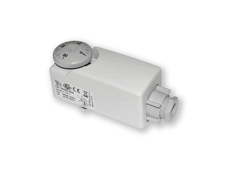 SA.0011.001, termostatický spínač, rozsah 0-90°C