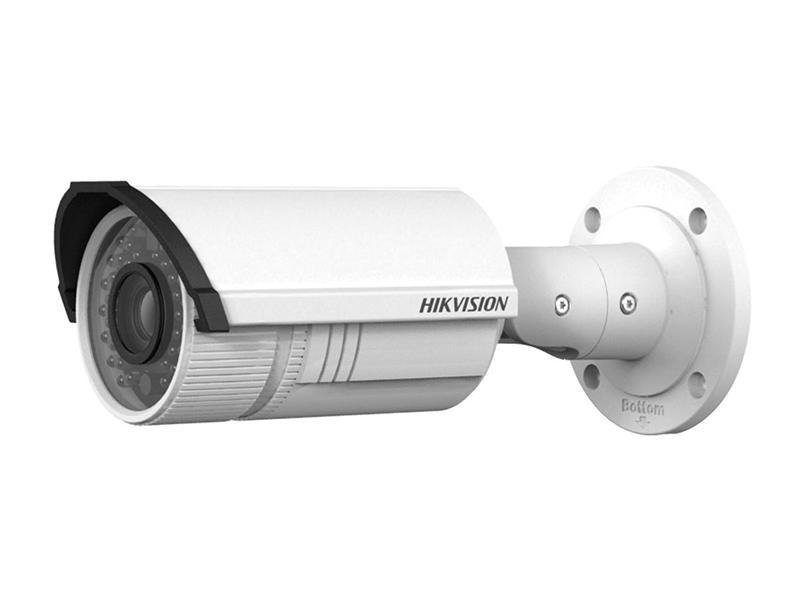 DS-2CD2622FWD-I, venkovní kompaktní varifokální IP kamera 2Mpx, f2.8-12mm, IR 30m, WDR, Hikvision
