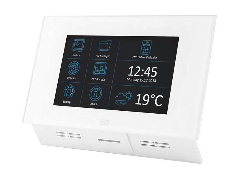 91378366WH, 2N Helios IP Indoor Touch WiFi, bílá