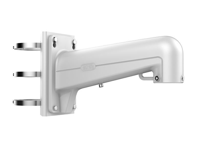 DS-1602ZJ-pole, stěnový držák s adaptérem na sloup pro PTZ dome kamery, Hikvision