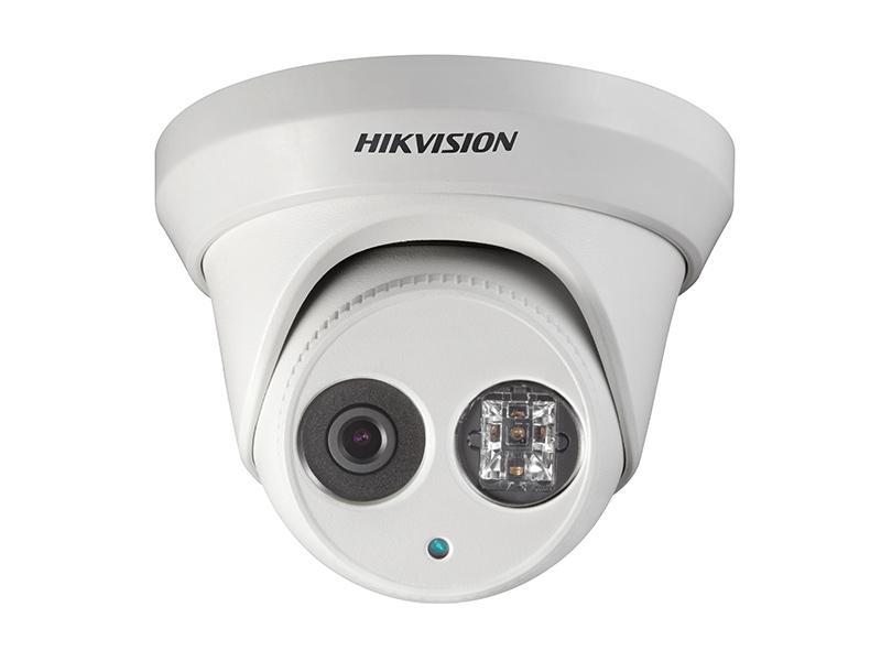 DS-2CD2342WD-I, venkovní dome IP kamera 4Mpx, objektiv f2.8mm, EXIR IR 30m, WDR, Hikvision