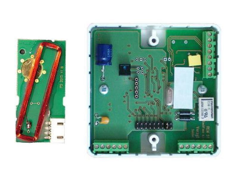91341611WE, APS mini - Helios set (s Wiegand rozhraním) verze pro klávesnici
