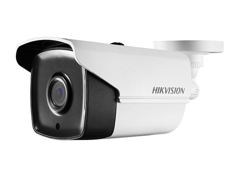 DS-2CE16F1T-IT3, venkovní kompaktní HD TVI kamera 3 Mpx, f2.8mm, EXIR IR 40m, Hikvision