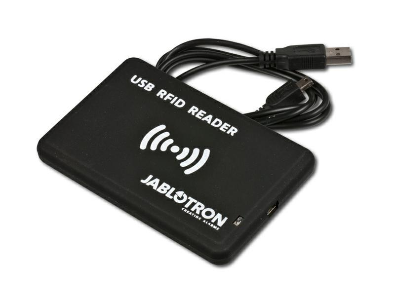 JA-190T, USB čtečka RFID pro PC
