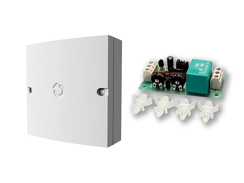 T-RELE, reléový modul pro spínání externího zvonku